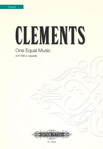 One Equal Music : AATTBB : Jim Clements : Voces8 : Sheet Music : EP72298