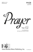 Prayer : SSATB : Rene Clausen : Rene Clausen : SBMP1143 : 608938359292