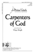 Carpenters of God : SATB : Rene Clausen : Rene Clausen : Sheet Music : SBMP954 : 964807009546