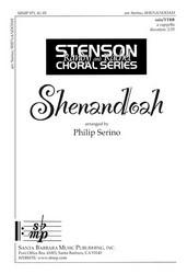 Shenandoah : TTBB divisi : Philip Serino : Philip Serino : Sheet Music : SBMP971 : 964807009713