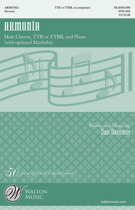 : TTB : Dan Davison : Dan Davison : Sheet Music : WW1468 : 884088641184
