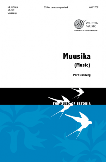 Muusika : SSAA : Part Uusberg : Sheet Music : WW1709 : 78514701326