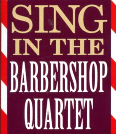 Sing In The Barbershop Quartet Sheet Music Arrangements