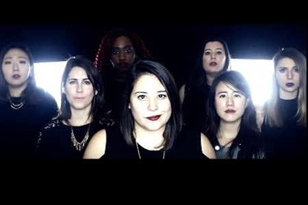 Female Contemporary A Cappella Group Videos