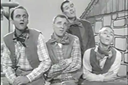 Male Vintage Harmony Group Videos