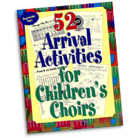 Giner G. Wyrick : 52 Arrival Activities for Children's Choir  : Kids : 01 Book :  : 9780687073139 : 9780687073139