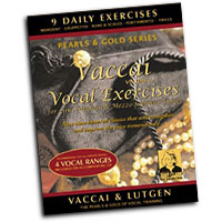 Judy Clark : Vaccai Vocal Exercises - Vol. 2 : Vocal Warm Up Exercises :  : vmv-v2