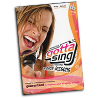Shalee & David Schmidt : Gotta Sing Voice Lessons : 3 DVD :