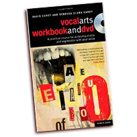 David and Rebecca Carey : Vocal Arts Workbook : 01 Book & DVD :