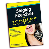 Pamelia Phillips : Singing Exercises for Dummies : 01 Book & 1 CD :  : 9781118281086