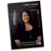 Edith Salazar : Canta Conmigo - Sing with Me  : 01 Book & DVD :  : 8493846862