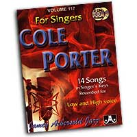 Cole Porter : Cole Porter For Jazz Singers : Solo : Songbook : Cole Porter : V117DS