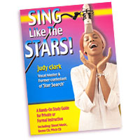 Judy Clark : Sing Like The Stars! : 01 Book & 2 CDs :  : SLTS