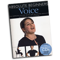 Andres Andrade : Absolute Beginners Voice : 01 Book & 1 CD :  : 752187986416 : 0825635942 : 14001022