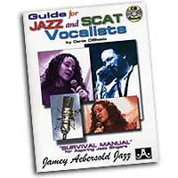 Denis DiBlasio : Guide for Jazz and Scat Vocalists : Scat : 01 Songbook & 1 CD :  : SCAT