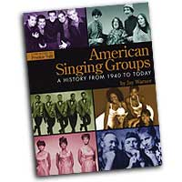 Jay Warner : American Singing Groups : 01 Book :  : 00331324
