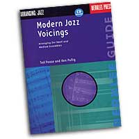 Ken Pullig, Ted Pease : Modern Jazz Voicings : 01 Book & 1 CD :  : 073999996715 : 0634014439 : 50449485