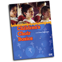 Pam Andrews : Children's Choir Basics : DVD :  : MU-9387dvd