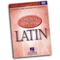 Darwin Sanders : Choral Singing In Latin : DVD :  : 884088068752 : 08745480