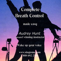 Audrey Hunt : Complete Breath Control : 00  1 CD :