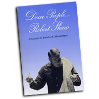 Joseph Mussulman : Robert Shaw - Dear People : 01 Book : Robert Shaw :  : 08763168