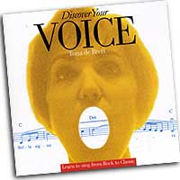 Tona de-Brett : Discover Your Voice : 01 Book & 1 CD :  : 841886002272 : 0946535302 : 49003242