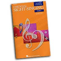 Emily Crocker : Essential Sight-Singing - Mixed Voices  : 01 Book : Emily Crocker :  : 073999257670 : 063409534X : 08744703