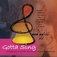 Amparo Bellon-Champ : Gotta Sing - Aprenda a Cantar Multiples Generos : 00  1 CD :