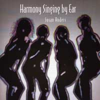 Susan Anders : Harmony Singing by Ear : 3 CDs : 766432957526