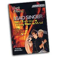 Breck Alan : Lead Singer - Rock to Metal Level 2 : DVD :  : 882413000378 : 14027240