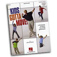 John Jacobson : Kids Gotta Move! : 01 Book & DVD : John Jacobson :  : 073999495621 : 063408237X : 09970879