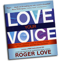 Roger Love : Love Your Voice : 01 Book & 1 CD :  : 140191629
