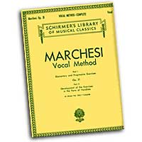 Mathilde Marchesi : The Marchesi Vocal Method : 01 Songbook :  : 073999608502 : 1423438736 : 50260850