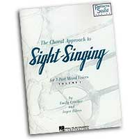 Emily Crocker & Joyce Eilers : Choral Approach to Sight Singing : 01 Book : Emily Crocker :  : 073999719017 : 0634008803 : 42115013