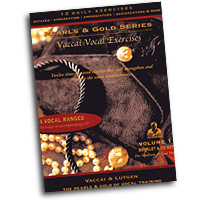 Judy Clark : Vaccai Vocal Exercises : 01 Book & 1 CD Vocal Warm Up Exerci :  : VMV-V1