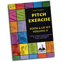 Judy Clark : Pitch Exercises - Vol 2 : 01 Book & 1 CD Vocal Warm Up Exerci :  : PEB-V2