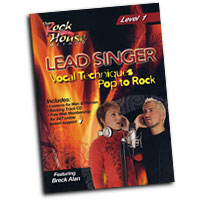 Breck Alan : Lead Singer - Pop to Rock Level 1 : DVD :  : 882413000347 : 14027241