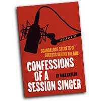Makky Kaylor : Confessions of a Session Singer - Scandalous Secrets of Success Behind the Mic : 01 Book & 1 CD :  : 00331754