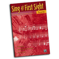 Andy Beck, Karen Farnum Surmani and Brian Lewis : Sing at First Sight Level 2 : 01 Songbook :  : 038081314310  : 00-28448