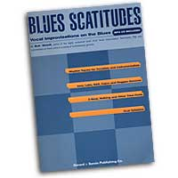 Bob Stoloff : Blues Scatitudes : Scat : 01 Songbook & 1 CD :  : 752187431114 : 1930080018 : 14004707