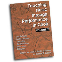 Various : Teaching Music through Performance in Choir Volume 2 : 01 Book :  : G-7100