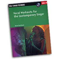 Anne Peckham : Vocal Workouts for the Contemporary Singer : Solo : 01 Book & 1 CD Vocal Warm Up Exerci :  : 073999886771 : 0876390475 : 50448044