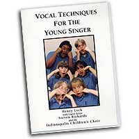 Henry Leck : Vocal Techniques For the Young Singers : DVD : Henry Leck : 21-24100