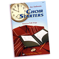 Joe Ambroso : Choir Starters : 01 Songbook Warm Ups : vm10