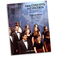 Earlene Rentz : From Concepts to Concerts : 01 Book :  : 825868610 : CMF0004