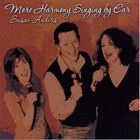 Susan Anders : More Harmony Singing By Ear : 00  3 CDs :