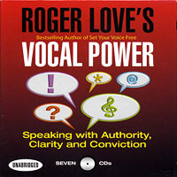 Roger Love : Vocal Power : 7 CDs :