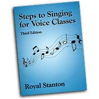 Royal Stanton : Steps to Singing for Voice Classes : 01 Book : Royal Stanton : 157766-1354
