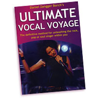Daniel Zangger-Borch : Ultimate Vocal Voyage : 01 Book & 1 CD :  : 884088261269 : 9185575194 : 00332742