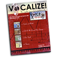 Ariella Vaccarino : Vocalize! : 01 Book Warm Up :